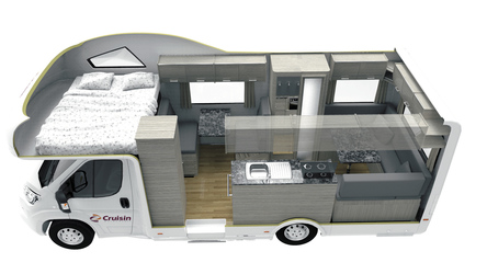 Cruisin Deluxe Motorhome (Tag-Layout)