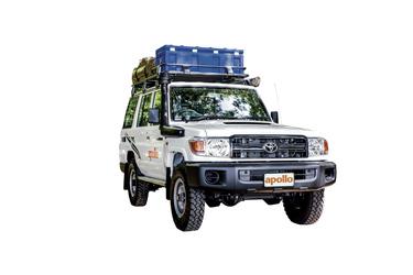 4WD Overlander