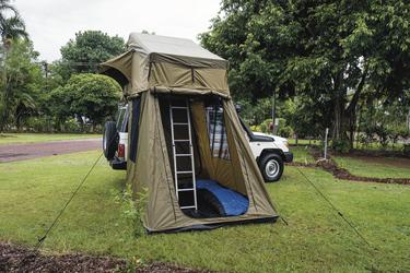 Bodenzelt für max. 2 weitere Schlafplätze