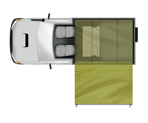Apollo 4WD Overlander: Tag-Layout