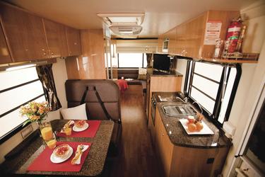 pandora rv wohnmobil mieten in neuseeland. Black Bedroom Furniture Sets. Home Design Ideas