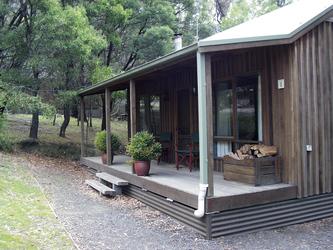 Cottages mit eigener Veranda