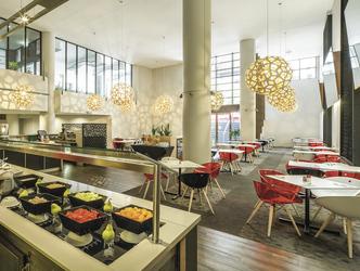 Restaurant im Ibis Melbourne