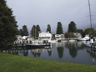 Moyne River, Port Fairy, ©Peter Arp