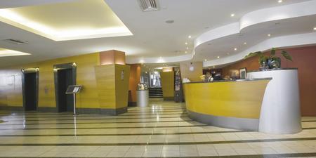 Foyer im Clarion Suites Gateway