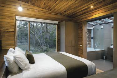 1 Schlafzimmer Bungalow, ©Marty Schoo