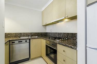 Apartment, Küche