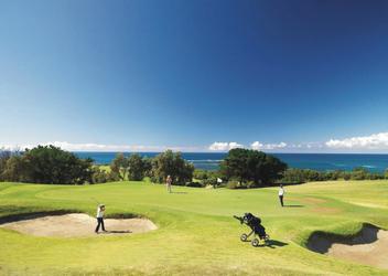Golfplatz bei Flinders