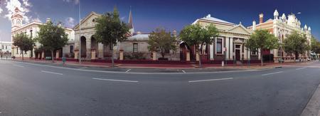 Historisches Albury
