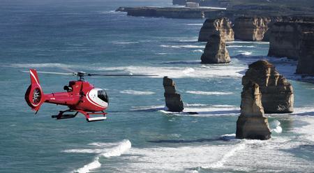 Spektakulär - ein Hubschrauberrundflug