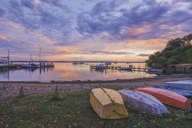 Bucht unterhalb des Jetty Road Retreat, ©Aldona Kmiec