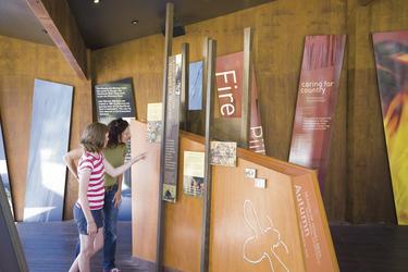 Brambuk Aboriginal Kulturzentrum