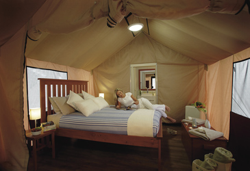 Wilderness Retreat Glamping