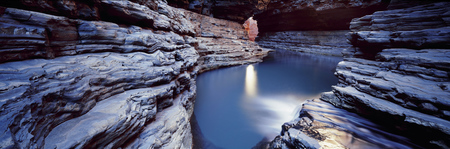 Hancock Gorge, Karijini NP, ©Tourism Australia