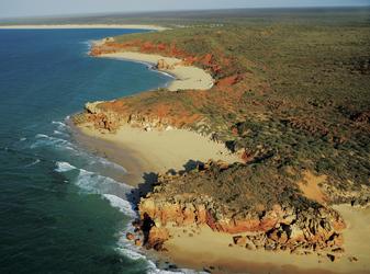 Das Resort an der unberührten Küste