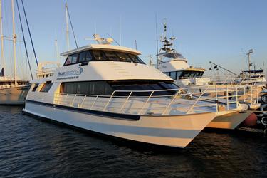 Blue Destiny Tauchboot