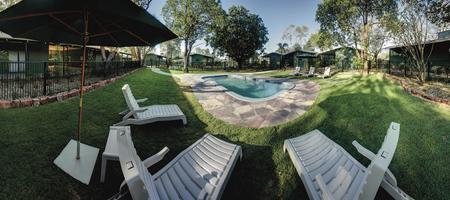 Guesthouse-Zimmer mit eigenem Pool