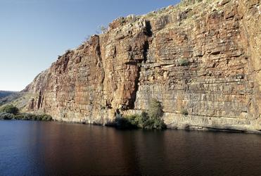 Chamberlain Gorge, El Questro