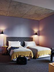 Standardzimmer (groß) mit Einzelbetten