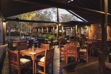 Restaurant im Emma Gorge Resort