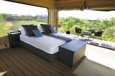 Eco Zelt - luftig und komfortabel