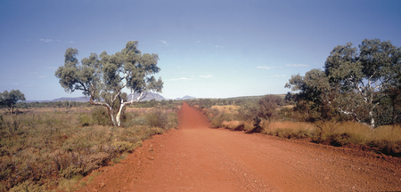 Track im Karijini Nationalpark