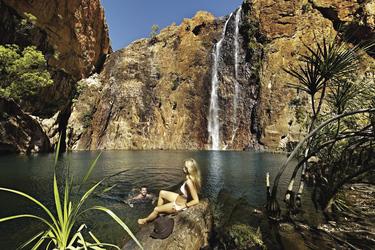 Miri Miri Falls, El Questro