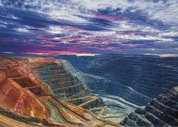 Goldmine Kalgoorlie (Super Pit)