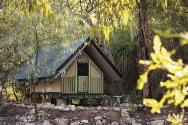 Zeltbungalow im Emma Gorge Resort