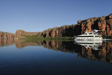 Atemberaubende Kimberley Küste