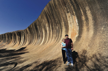 Am Wave Rock