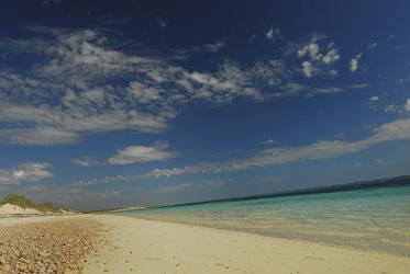 Strand vor dem Sal Salis