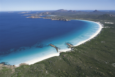 Lucky Bay im Cape Le Grand NP