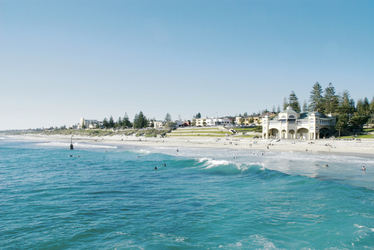 Cottesloe Beach, bei Perth