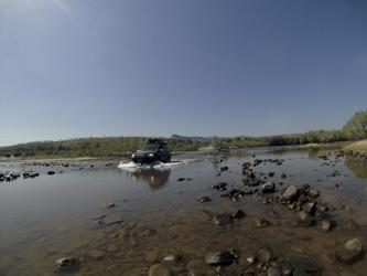 Mit dem 4WD auf der Gibb River Road