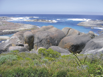 Elephant Rocks im William Bay Nationalpark