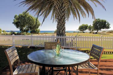 Terrasse mit Aussicht (Bayview Villa)