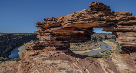 Natures Window im Kalbarri Nationalpark