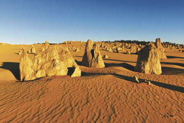 Pinnacles, Nambung Nationalpark, ©David Steele