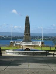 Denkmal im Kings Park