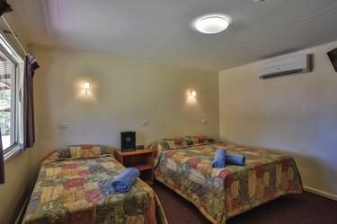 Standardzimmer mit Einzelbetten