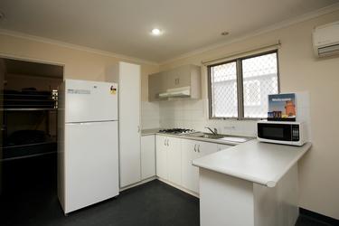 Alle Cabins mit Küche