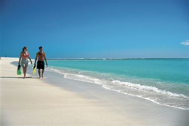 Strand am Ningaloo Reef