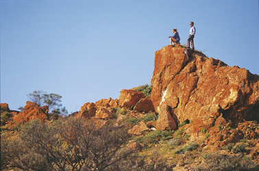The Granites nahe Mount Magnet
