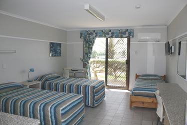 Lodge-Zimmer (EG)