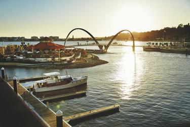 Elizabeth Quay Perth , ©Tourism Western Australia