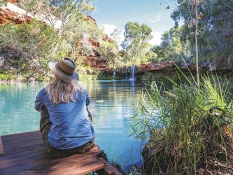 Fern Pool , ©Tourism Western Australia