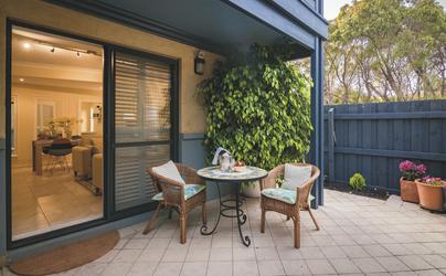 Garten-Suite