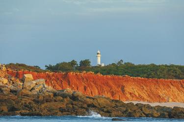 Leuchtturm am Cape Leveque