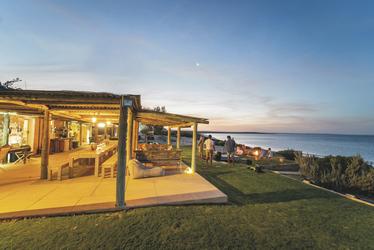 Dirk Hartog Island Lodge